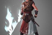 RPG Weapon Shine Warriors