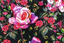 2019 SS Silk Print | DARLING BUDS