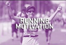 Running Motivation / Here's to running one more mile that you didn't think you could.