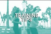 Training Tips / Get race day ready with these training tips!