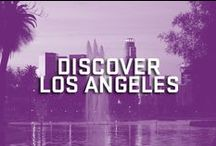 Discover Los Angeles / Explore what to do in LA before and after the race