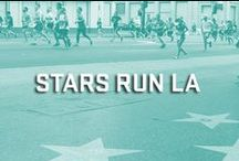 Stars Run LA / See the celebrities that have shown up at the LA Marathon