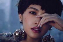 Asian Fashion Models