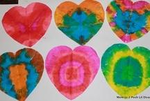 Valentines craft / by Renata Sargent