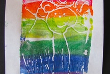 Painting ideas for kids / by Renata Sargent