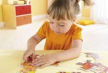 HABA Puzzle & Bücher / Um spielerisch zu lernen und die Welt zu entdecken sind unsere bunten Puzzles und Bücher besonders gut geeignet!