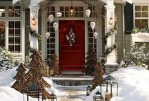 Christmas Decorations and Ideas / by Marisa Diamond