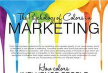 VC B2B Marketing Infographics / Cool infographics in B2B marketing.