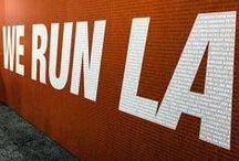 Instagram / #ASICSLAMARATHON14 #RUNLA / by LA Marathon