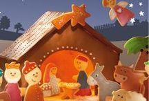 Weihnachten mit HABA / Weihnachtszeit - für viele Kinder die wohl schönste Zeit im Jahr. Wir wollen Kindern ein besonders tolles Weihnachtsfest bieten und haben daher viele verschiedene Spielzeuge, Bücher, Backformen und Bastelideen rund ums Thema Weihnachten gesammelt. Inspirationen zum Verschenken, Backen und Basteln haben wir hier zusammengestellt: haba.de/weihnachten