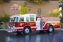 Fire Truck Refurbishing / Firetrucks Unlimited's Fire Truck Refurbishing service is second to none. We have refurbished over 130 fire apparatus and are ready to take on your project. Visit our web site to learn more about fire truck refurbishing!