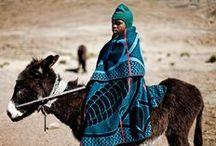 Lesotho, the Mountain Kingdom. / The Mountain Kingdom, waiting to be explored.