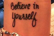 Insipiring tatoos