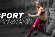 Cross Fit Knee support, best ankle braces / Smart effective knee braces, best ankle brace and best prices.