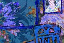 The Impressionists et al / Van Gogh Gaugin Bonnard et al / by Laurel Sheridan