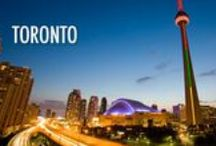 My Dream City Toronto,Canada / One day I'll live here ! ♥♥♥♥