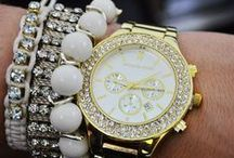Jewels.Watches.Bags / It's all about the accesories ! ♥♥