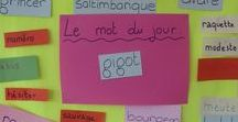 French Anchor Charts