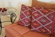Pillows / Pillow design ideas that can be recreated oneself!