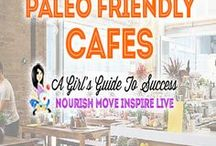 Paleo Friendly Cafes