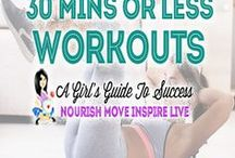 30 Mins or Less Workouts