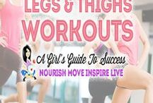 Legs & Thighs Workouts