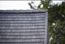Shake / Light-weight, fully recyclable, and ENERGY STAR® rated metal roofing that looks like real wood shake.  http://www.matterhornmetalroofing.com/shake-metal-roofing/