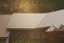 Tile / Light-weight, fully recyclable, and ENERGY STAR® rated metal roofing that looks like real clay tile. Learn more at http://www.matterhornmetalroofing.com/tile-metal-roofing/