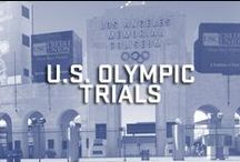 Olympic Trials / In 2016, the U.S. Olympic Trial Marathon will be held in Los Angeles