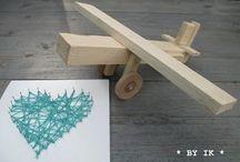 Timmerfeestje / Ideeën voor een kinderfeestje timmeren