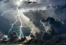 clouds & lightnings