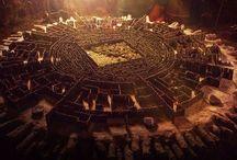 -- the maze! --