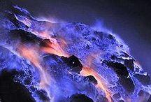 ..volcano..
