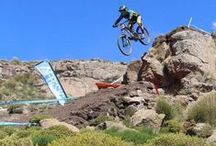 The African Mountain Biking Continental Championships 2016 / Exciting mountain biking event in the Maluti Mountains.