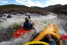 Kayaking at Afriski / Kayaking on the Khubelu River offers beautiful scenery and impressive rapids, Afriski now offers this activity on request for intermediate to advanced kayakers.