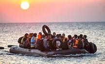 Errefuxiatuak / Refugiados: / Selección para el curso de verano de la UPV organizado por el Parlamento Vasco (julio 2016)