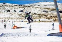 Winter Sports / It's time to hit the slopes and enjoy our winter season activities