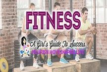 Fitness / Great tips for working out at home, in the park, in the gym.  WIth or without equipment and total body work outs or focus on target areas, like abs or butts!