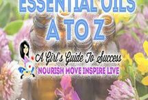 Essential Oils A to Z / Experience the soul-soothing power of essential oils. These powerful plant extracts, used for centuries in traditonal healing are your path to natural radiance and support your well-being. Find out more about how to use these oils, recipes for natural beauty care and therapy and uplifiting blends to enhance your mood