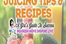 Juicing Tips & Recipes