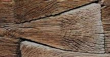 Inspiration | Wood structure and finishes