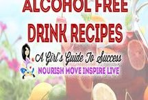 Alcohol Free Drinks / Yummy drinks that are kid friendly - but not just for the kids!