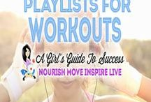 Playlists for Workouts