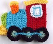 Szydełko crochet / Wzory , pomysły, filmiki znalezione w sieci
