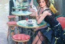 cafes I'd love to visit / by Deborah Massa