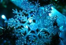 A blue Christmas.......... / by Deborah Massa
