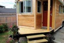 Tiny Houses !!!! New Movement!! / by Deborah Massa