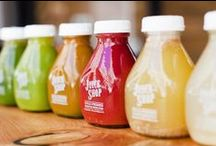 Juicing / Juice, juice and more juice. Fruits, berries, healthy and organic.   / by Clara Bellino