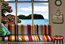 Home is where the heart is...NZ / New Zealand, Christchurch, South Island, Kiwiana, Queenstown, kiwi