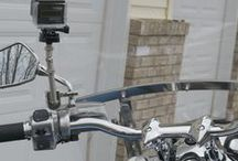 GoPro & Other Action Camera Mounts / Mounts for action cameras like GoPro, Sony, Bandit, WaspCAM, Drift, Sena Prism, Contour, Replay & More